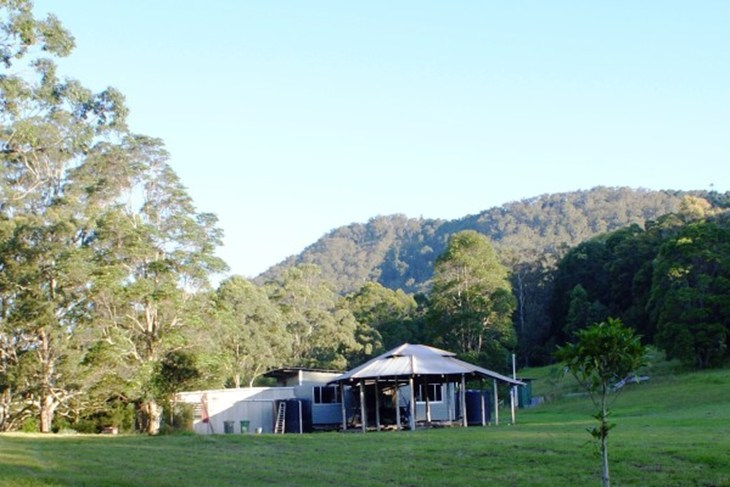 Mt Barney Retreat - Maroon - Accommodation Cooktown