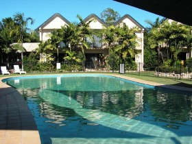 Hinchinbrook Marine Cove Resort Lucinda - Accommodation Cooktown