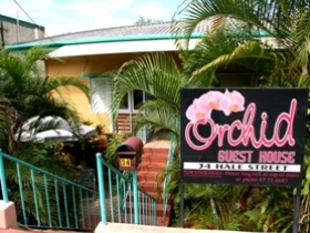 Orchid Guest House - Accommodation Cooktown