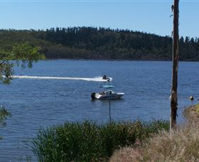 Paradise Dam Recreation Park - Accommodation Cooktown
