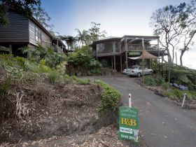 Tamborine Mountain Bed and Breakfast - Accommodation Cooktown