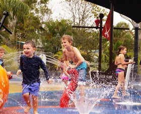 BIG4 Treasure Island Holiday Park - Accommodation Cooktown