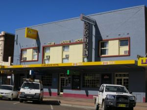 Club House Hotel Gunnedah - Accommodation Cooktown