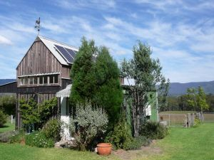 Runnymeade Garden Studio Bed and Breakfast - Accommodation Cooktown