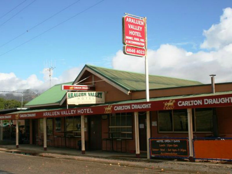 Araluen Hotel - Accommodation Cooktown