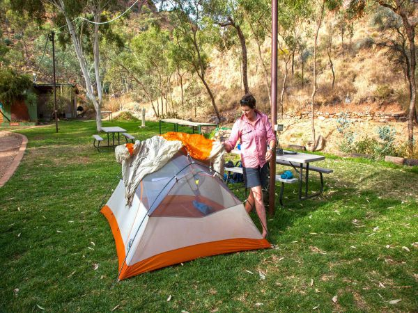 Standley Chasm Angkerle Camping - Accommodation Cooktown