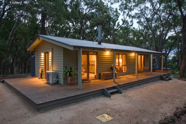 Mirkwood Forest Self-Contained Spa Cottages - Accommodation Cooktown
