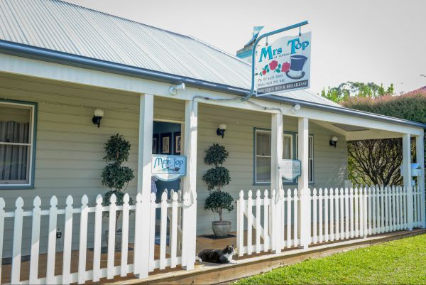 Mrs Top at Milton Bed and Breakfast - Accommodation Cooktown