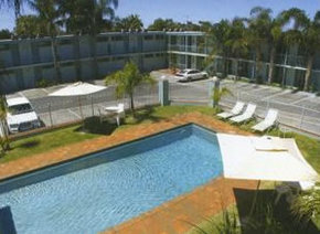 Commodore Motor Inn Mildura - Accommodation Cooktown