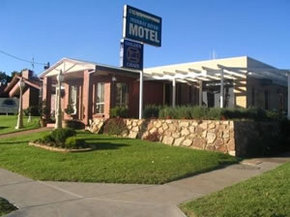 Golden Chain Murray River Motel - Accommodation Cooktown