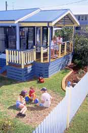 Werri Beach Holiday Park - Accommodation Cooktown