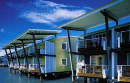 Couran Cove Island Resort - Accommodation Cooktown