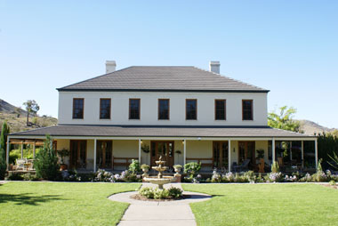 Ginninderry Homestead - Accommodation Cooktown