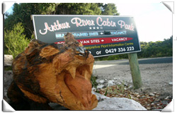 Arthur River Cabin Park - Accommodation Cooktown