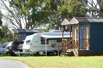 St Helens Caravan Park - Accommodation Cooktown