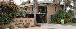 Mildura Plaza Motor Inn - Accommodation Cooktown