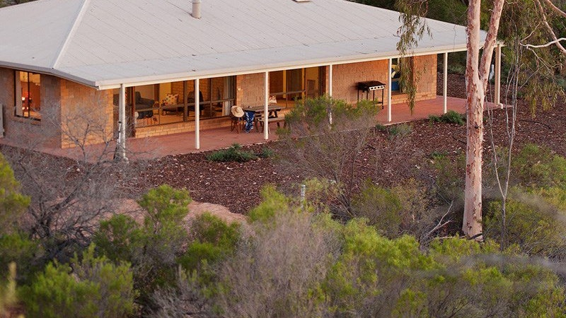 The Water House - Accommodation Cooktown