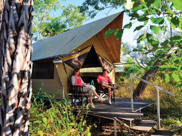 Mitchell Falls Wilderness Lodge - Accommodation Cooktown