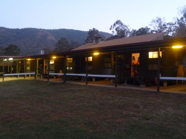 Christmas Creek Cafe and Cabins - Accommodation Cooktown