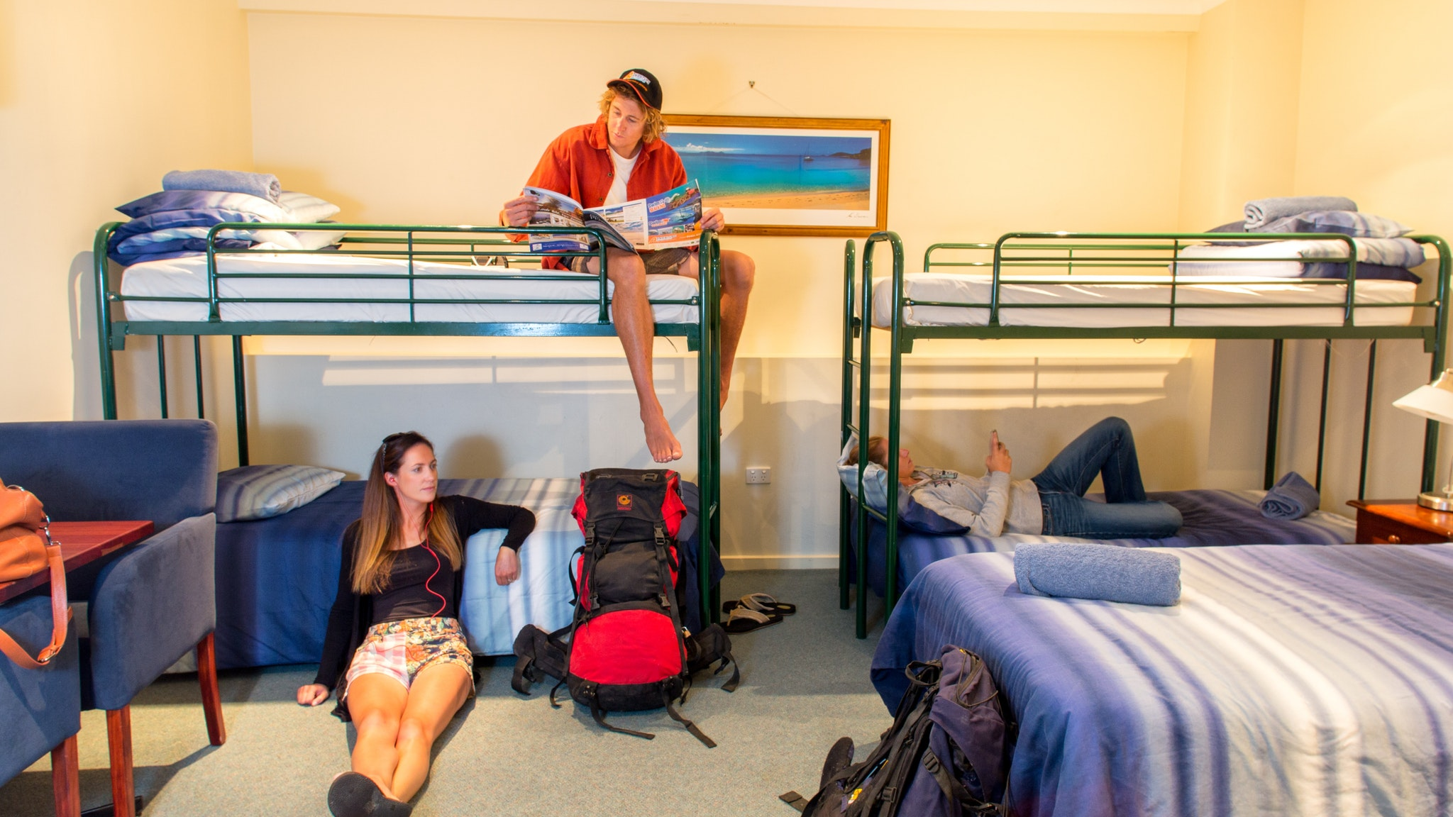 Adventure Backpackers - Accommodation Cooktown