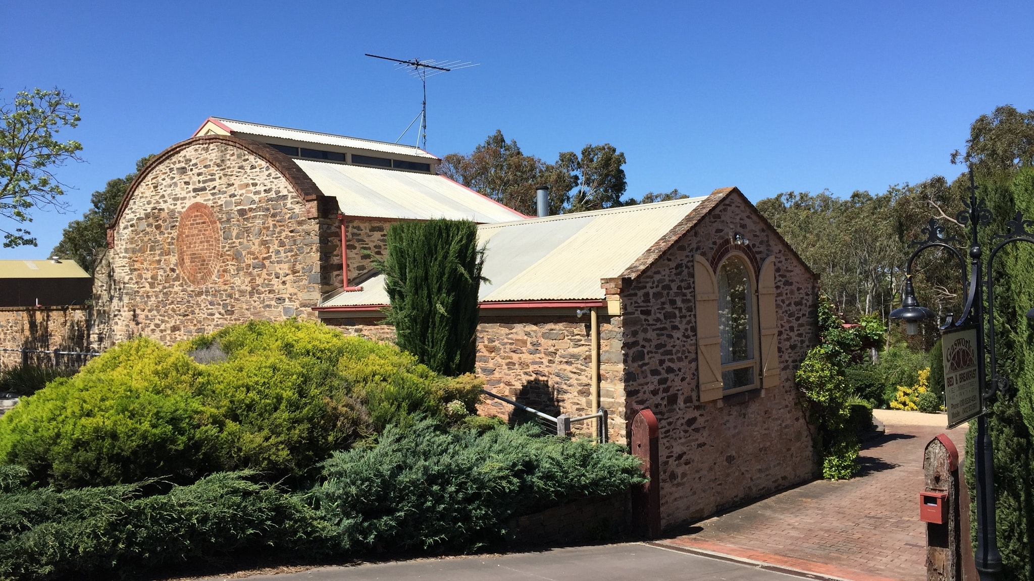 Gasworks Cottages Strathalbyn - Accommodation Cooktown