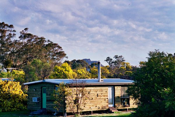 Mount Zero Log Cabins - Accommodation Cooktown