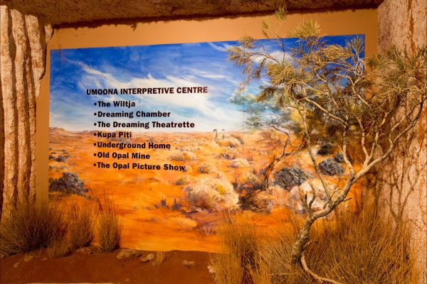Umoona Opal Mine And Museum - Accommodation Cooktown