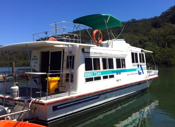 Luxury Afloat Hawkesbury River And Brooklyn - Accommodation Cooktown