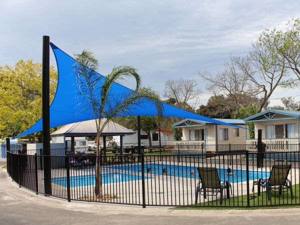 Barwon River Holiday Park - Accommodation Cooktown