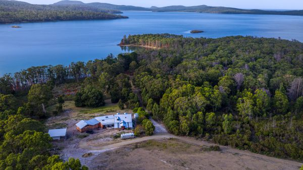 Bruny Island Lodge - Accommodation Cooktown