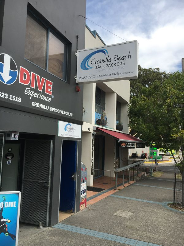 Cronulla Beach Backpackers - Accommodation Cooktown