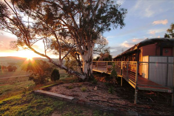 Elouera At Mudgee - Accommodation Cooktown