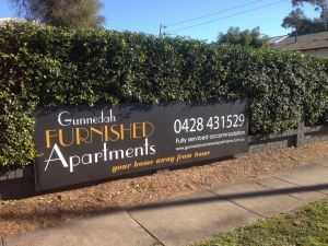 Gunnedah Furnished Apartments - Accommodation Cooktown