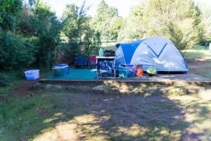 Lamington National Park Camping Ground - Accommodation Cooktown