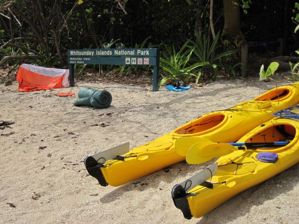 Molle Island National Park Whitsundays National Park Camping Ground - Accommodation Cooktown