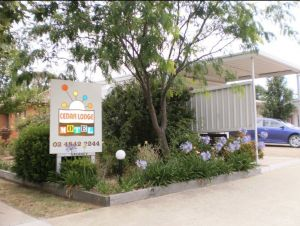 Cedar Lodge Motel - Accommodation Cooktown