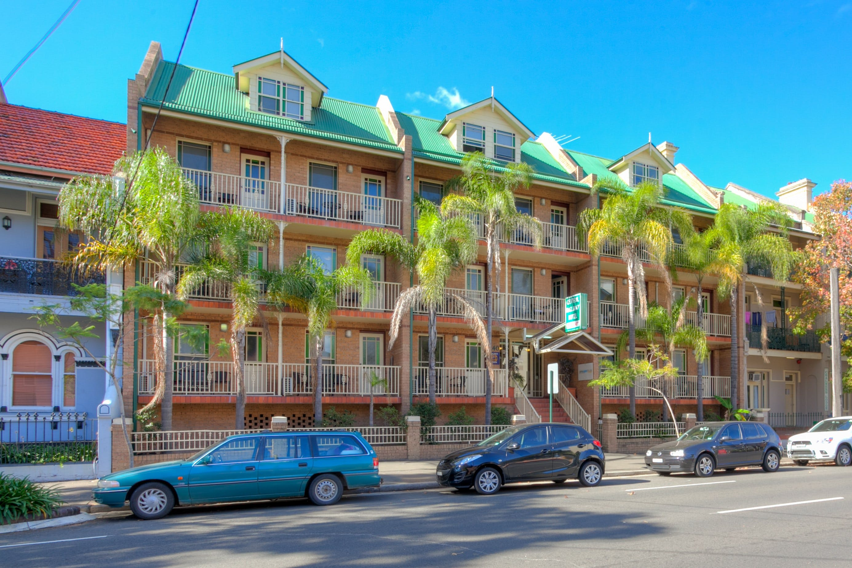 Central Railway Hotel - Accommodation Cooktown