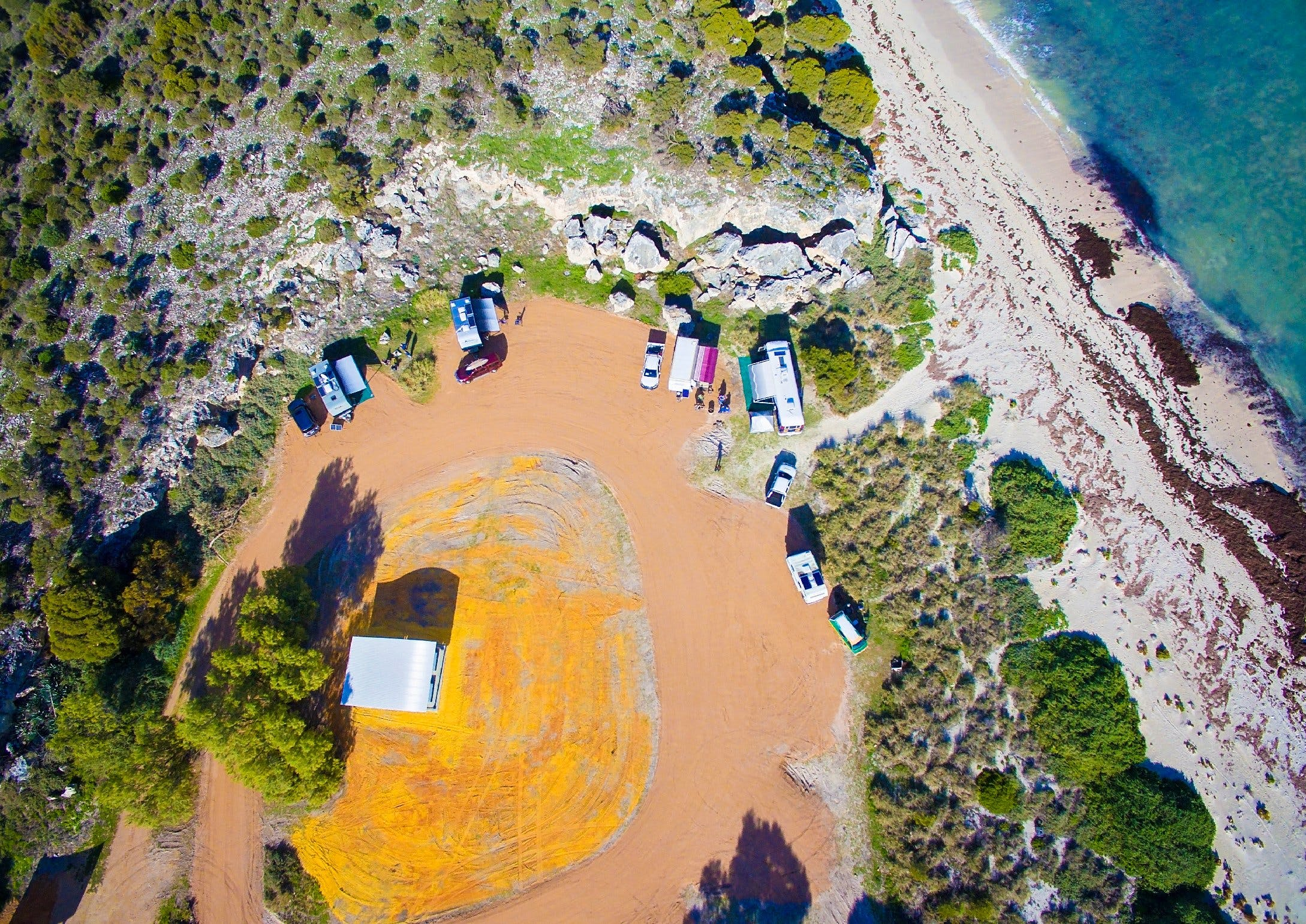 Cliff Head Coastal Node - Accommodation Cooktown