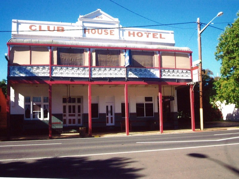 Club House Hotel - Accommodation Cooktown