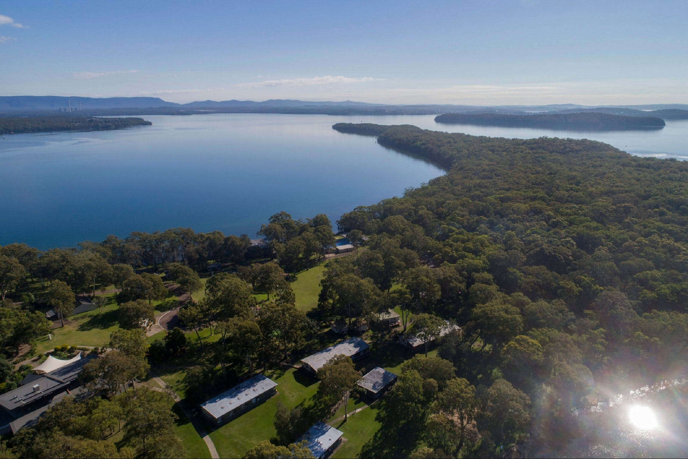 Point Wolstoncroft Sport and Recreation Centre - Accommodation Cooktown