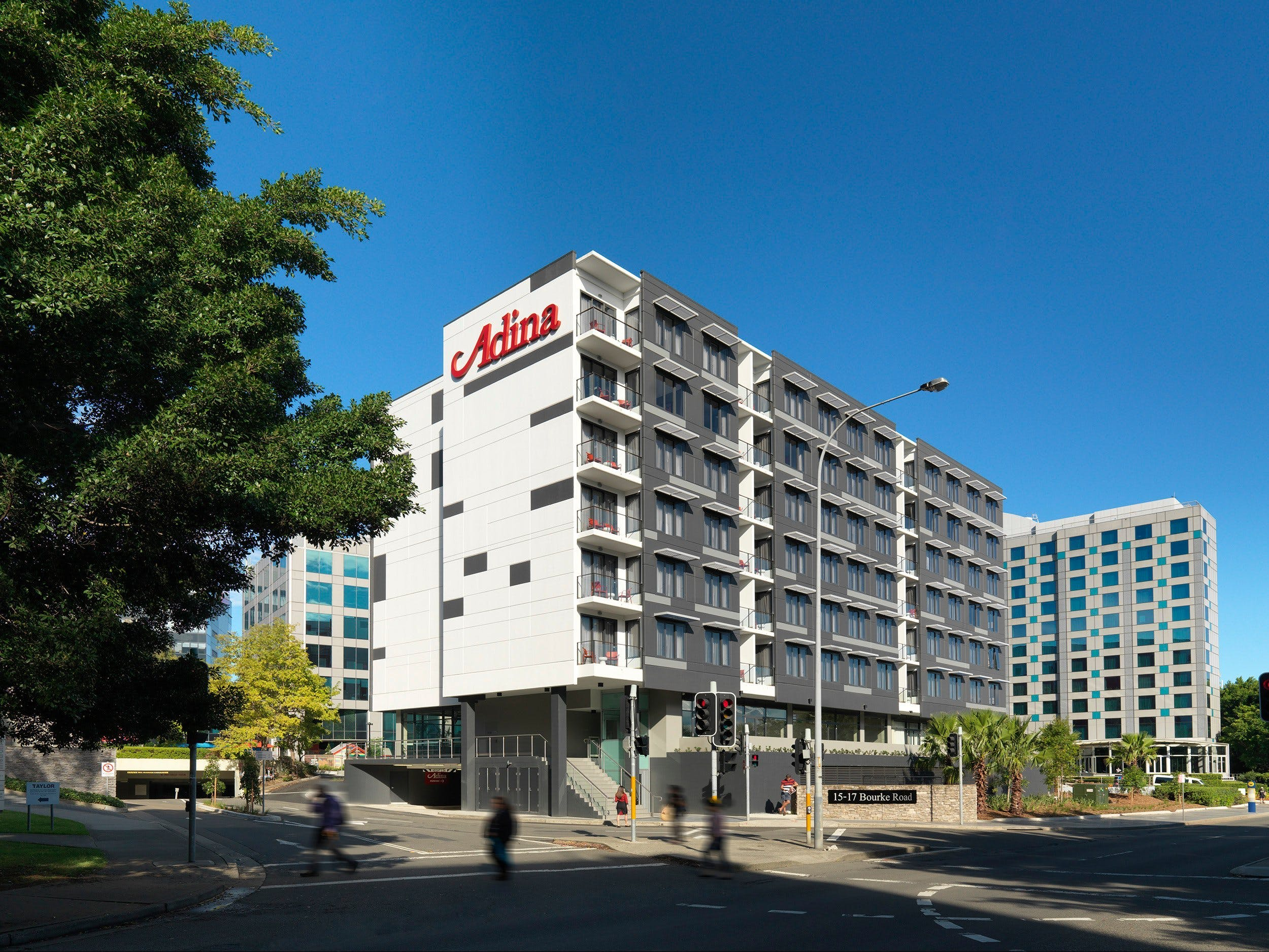 Adina Apartment Hotel Sydney Airport - Accommodation Cooktown