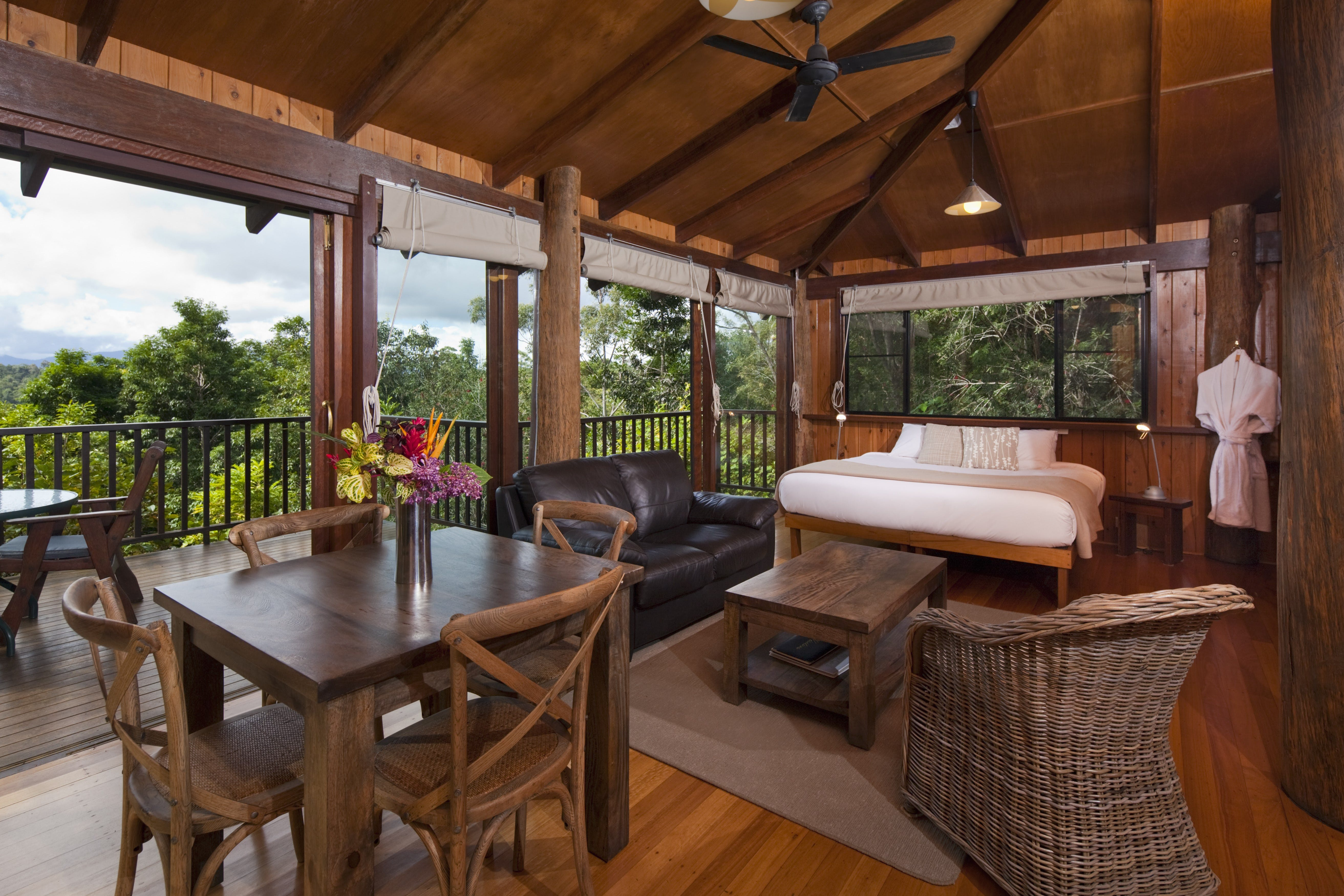 Rose Gums Wilderness Retreat - Accommodation Cooktown