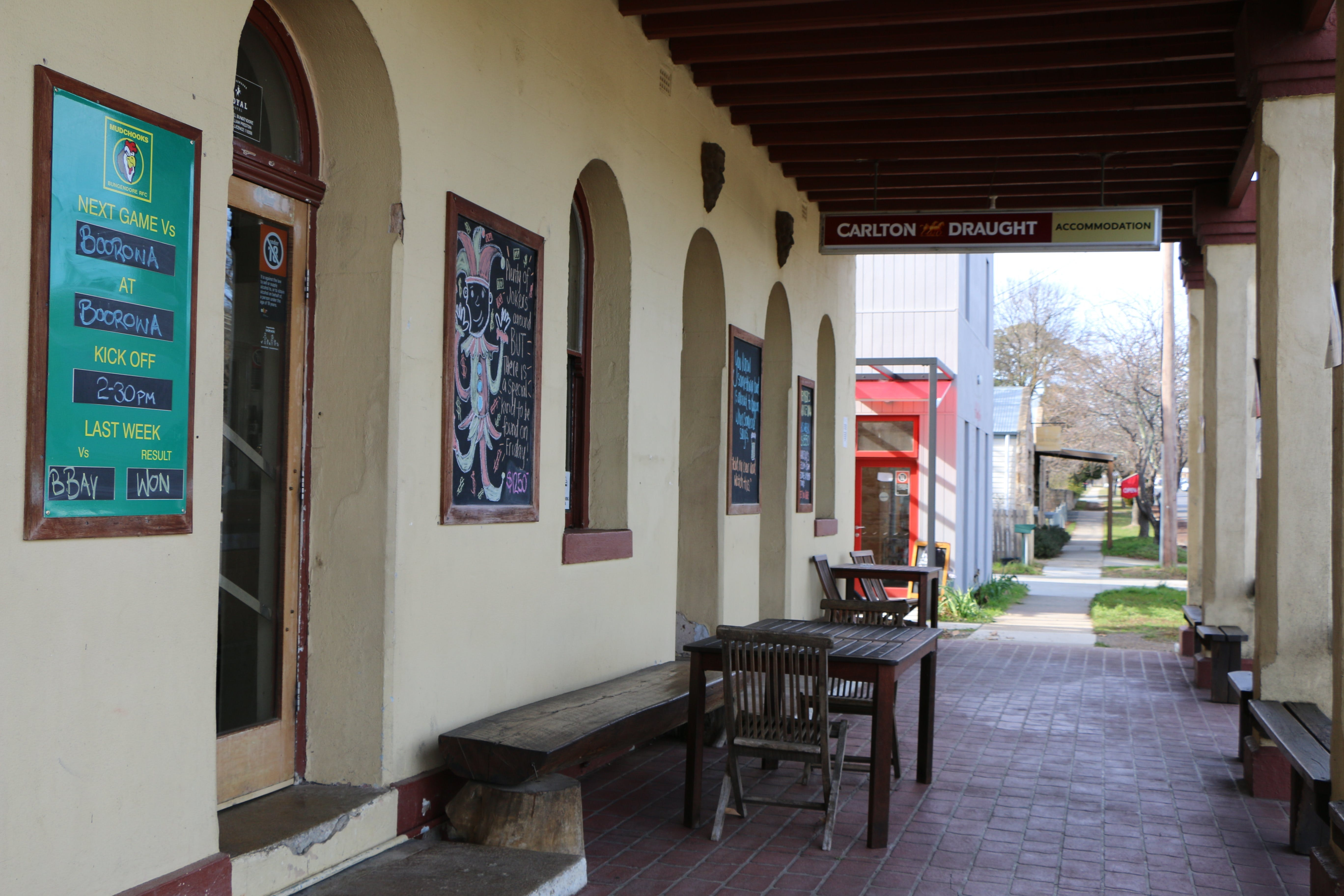 The Royal Hotel Bungendore - Accommodation Cooktown