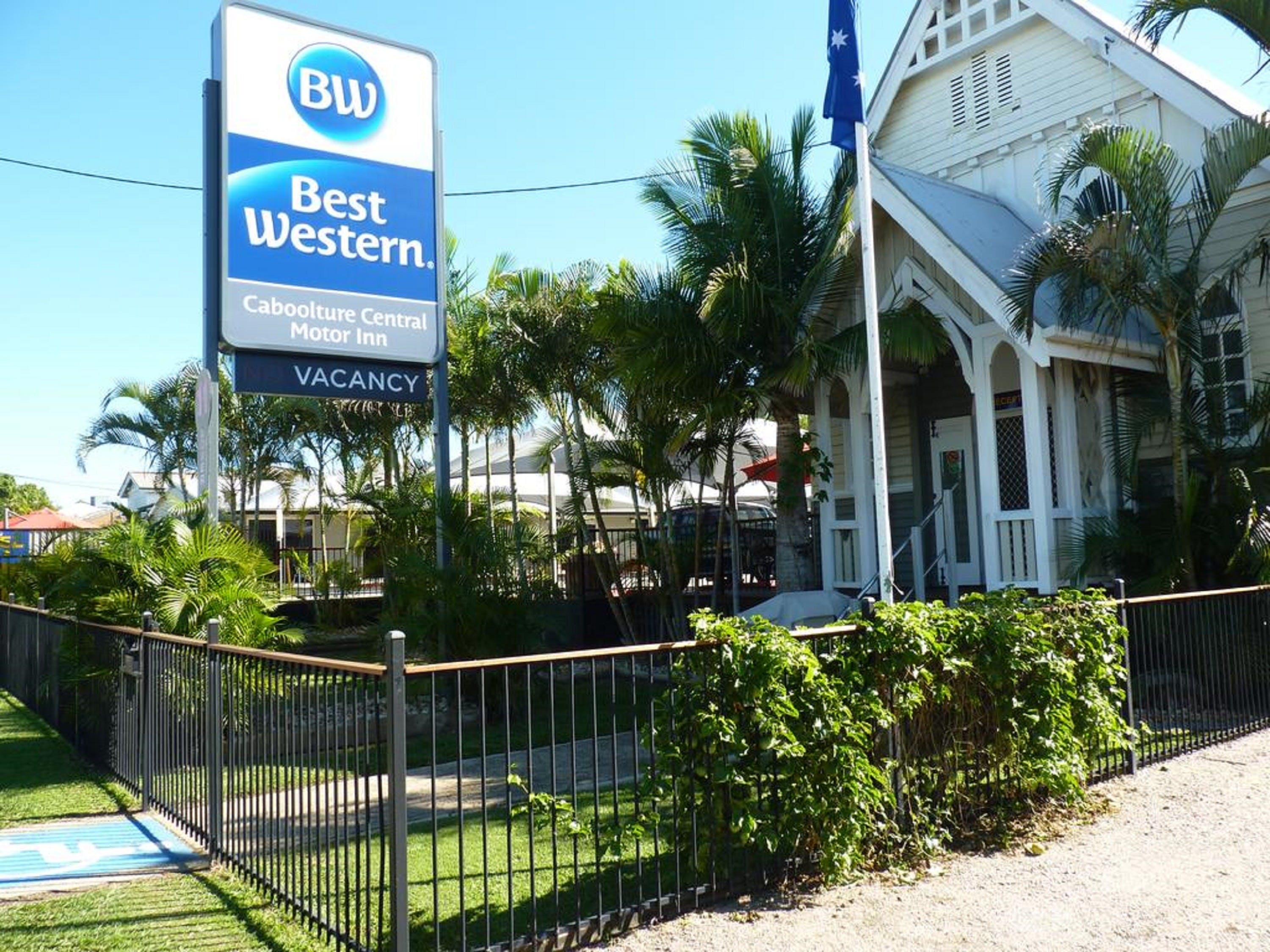 Best Western Caboolture Central Motor Inn - Accommodation Cooktown