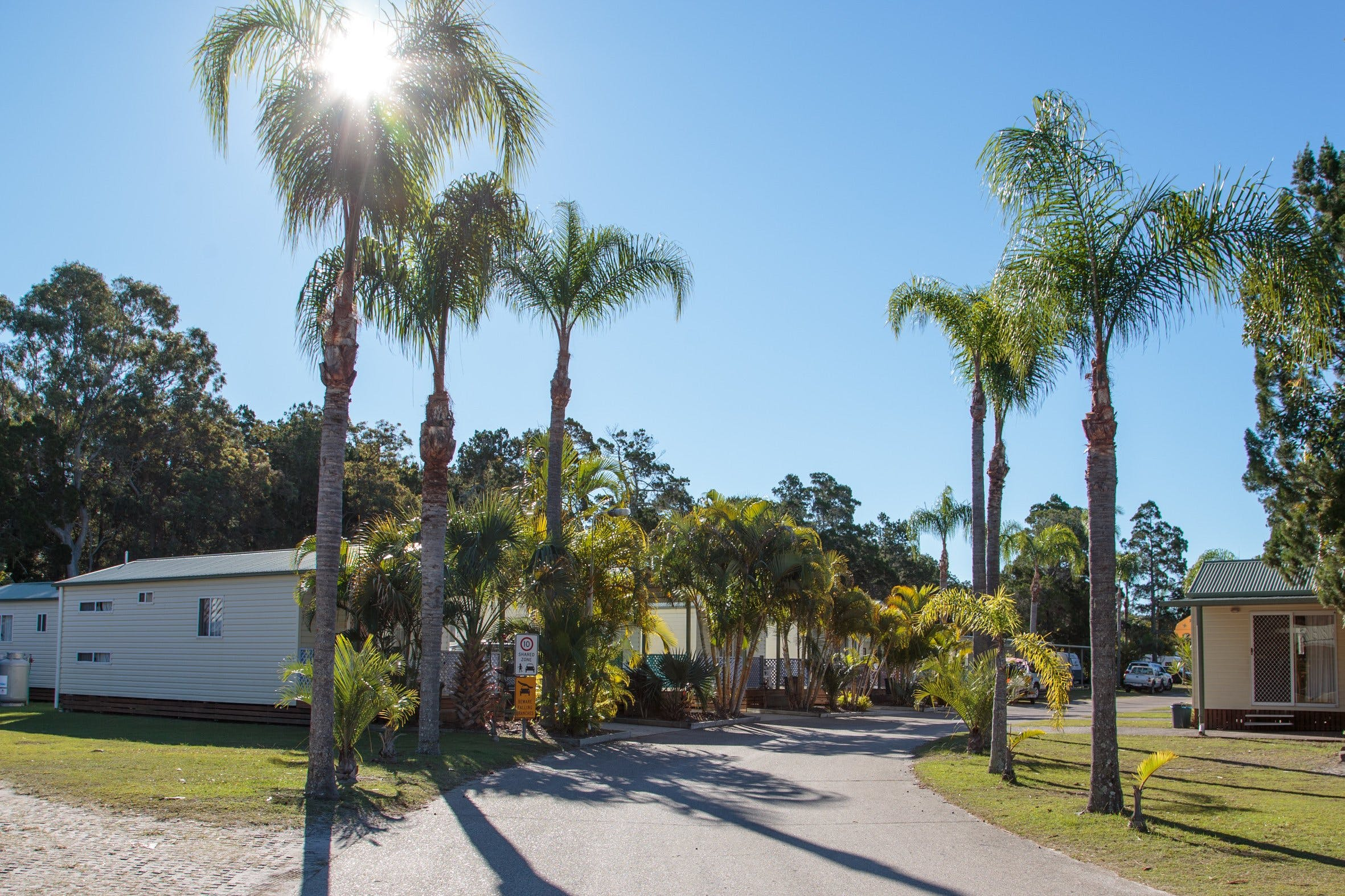 Rainbow Beach Holiday Park - Accommodation Cooktown