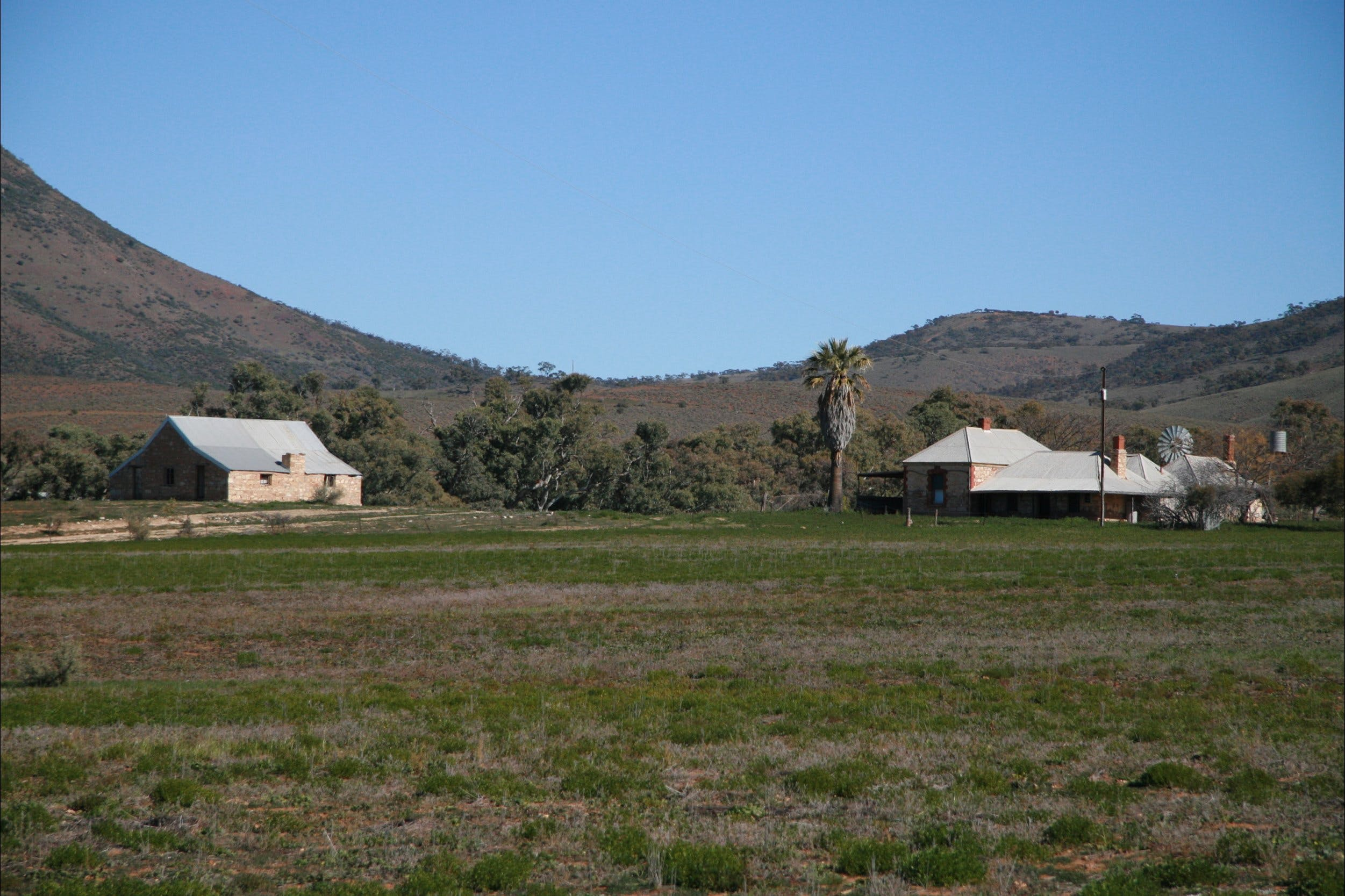 The Dutchman's Stern Homestead - Accommodation Cooktown