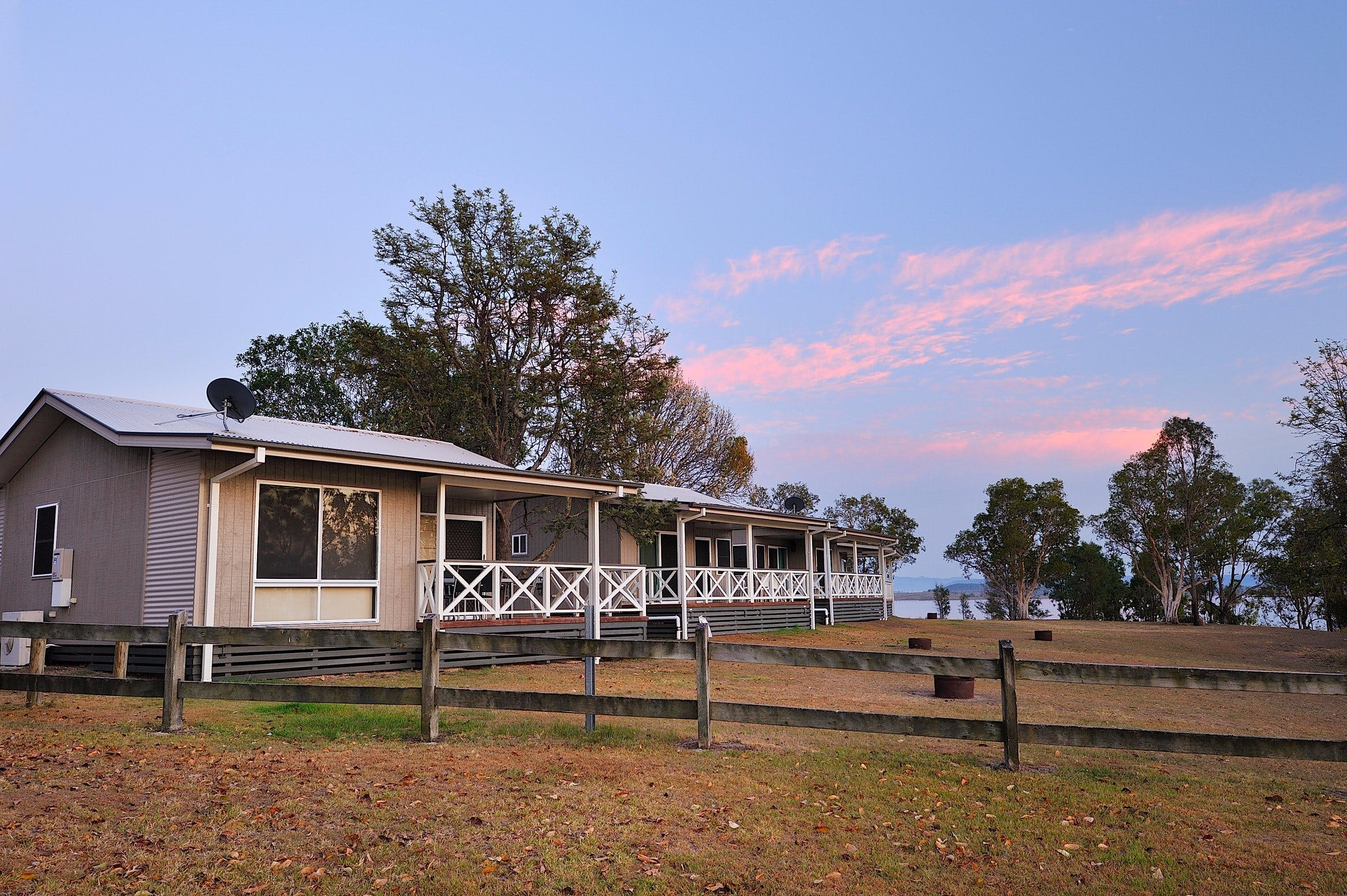 NRMA Lake Somerset Holiday Park - Accommodation Cooktown