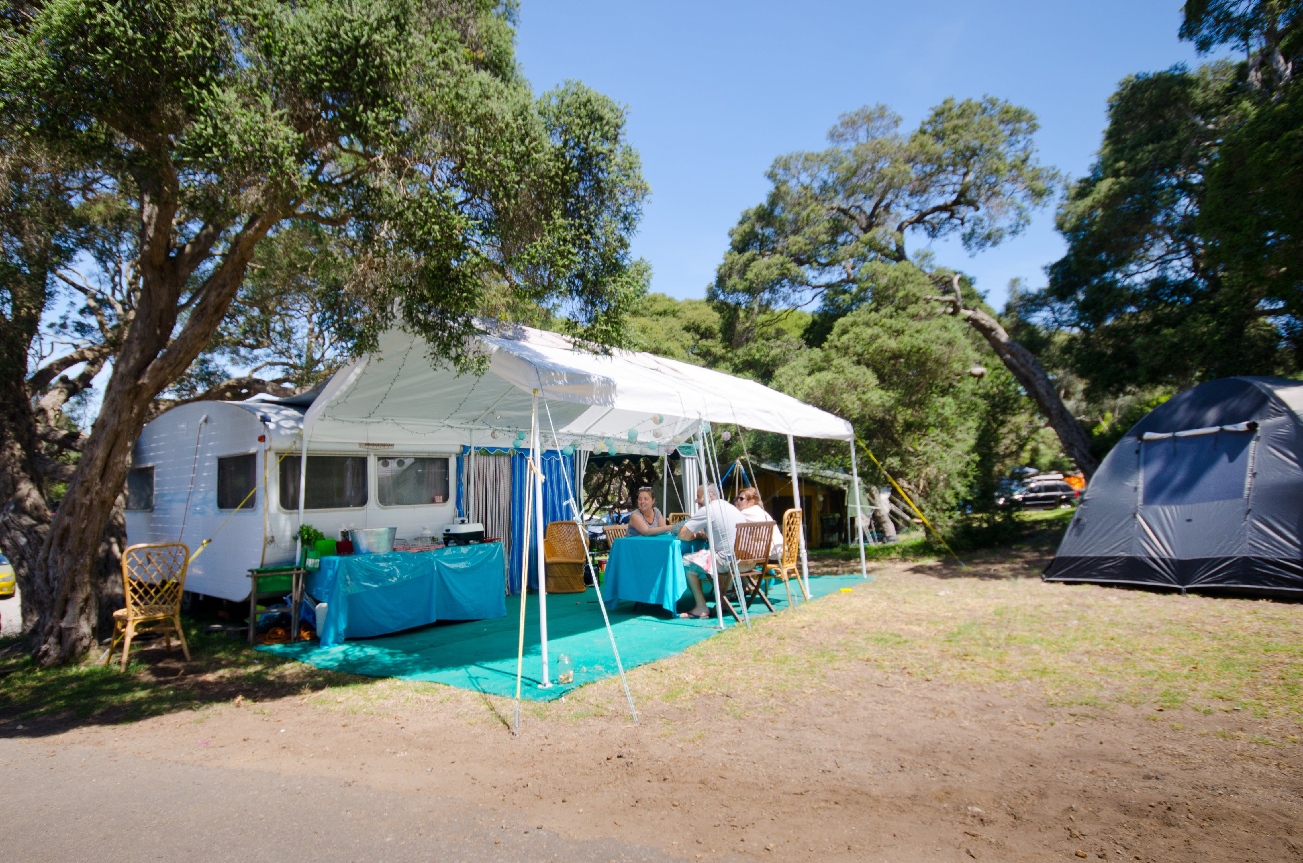 Sorrento Foreshore Camping - Accommodation Cooktown