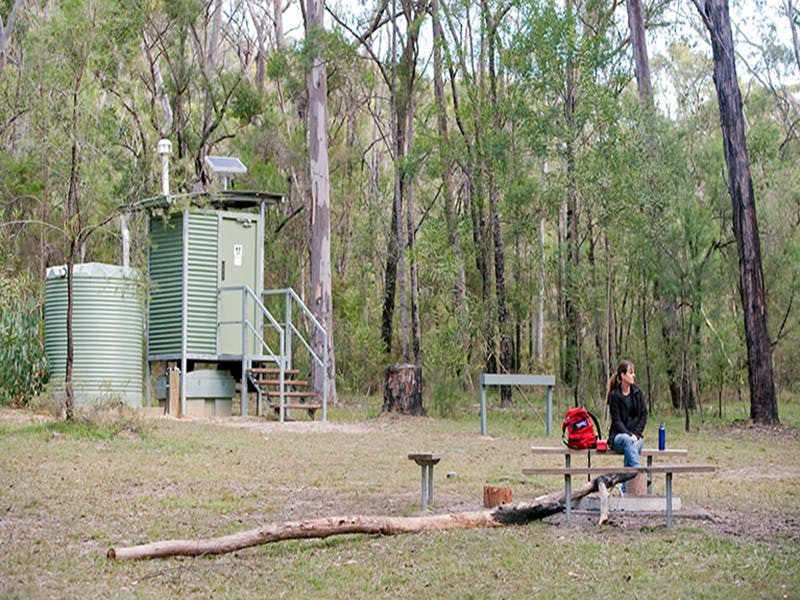 Ten Mile Hollow campground - Accommodation Cooktown