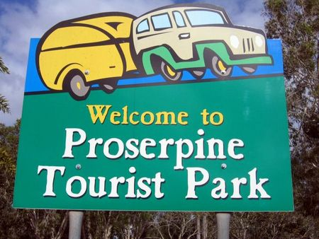 Proserpine Tourist Park - Accommodation Cooktown
